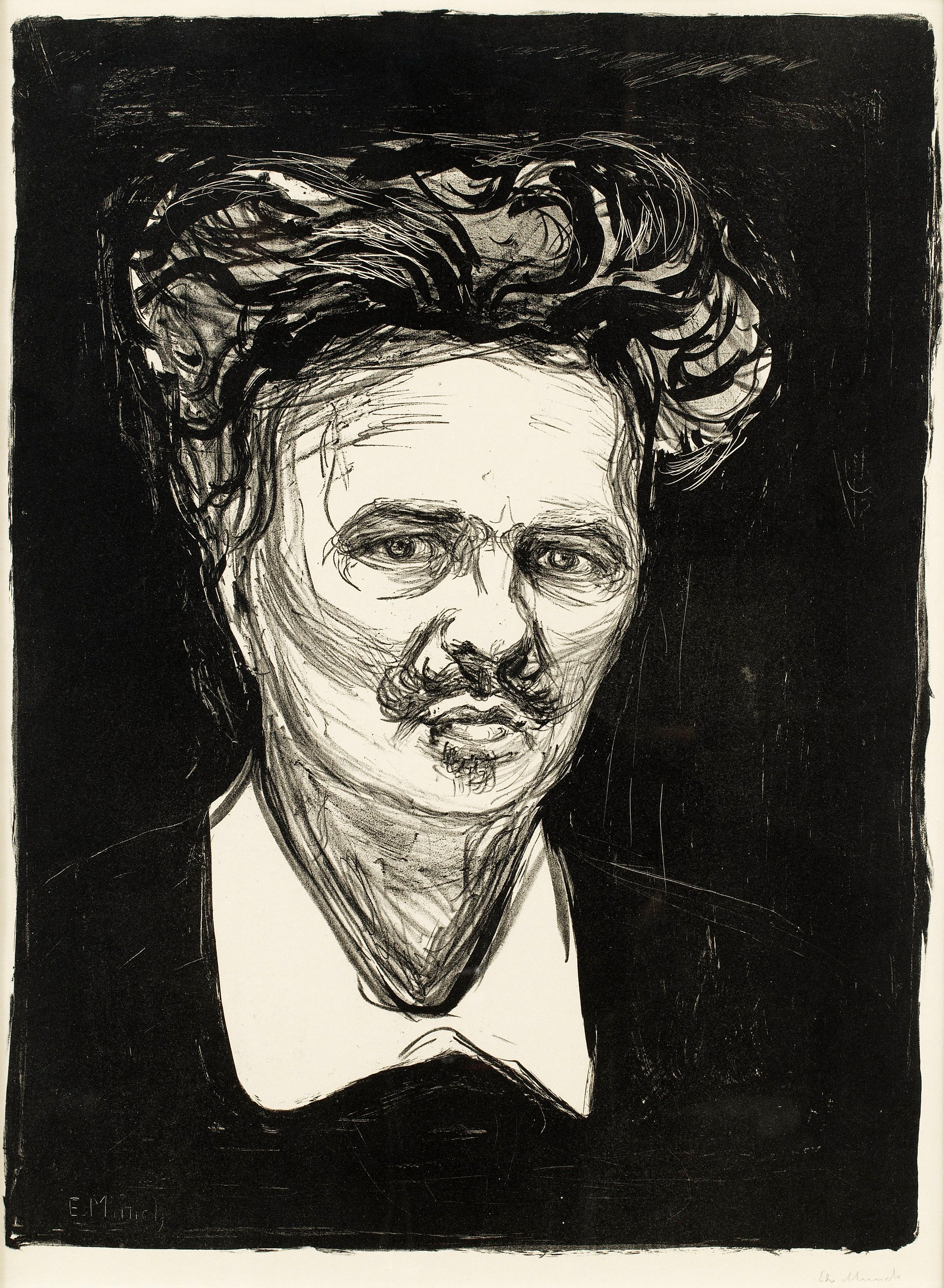 august strindberg August strindberg is credited as writer and source material.