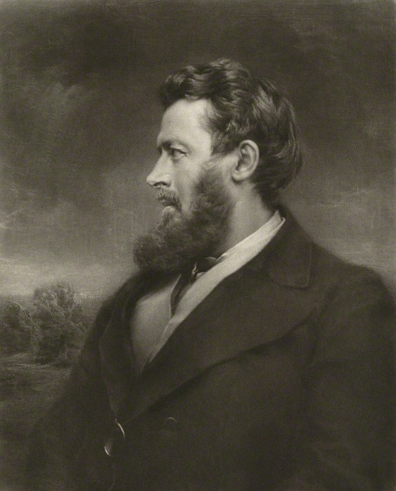 NPG D7461; Walter Bagehot by Norman Hirst, after  Unknown artist