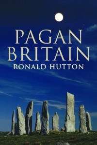 Pagan Britain Ronald Hutton jacket