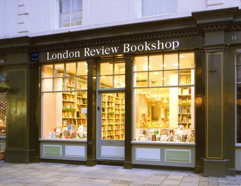 London Review Bookshop Yale UP featured