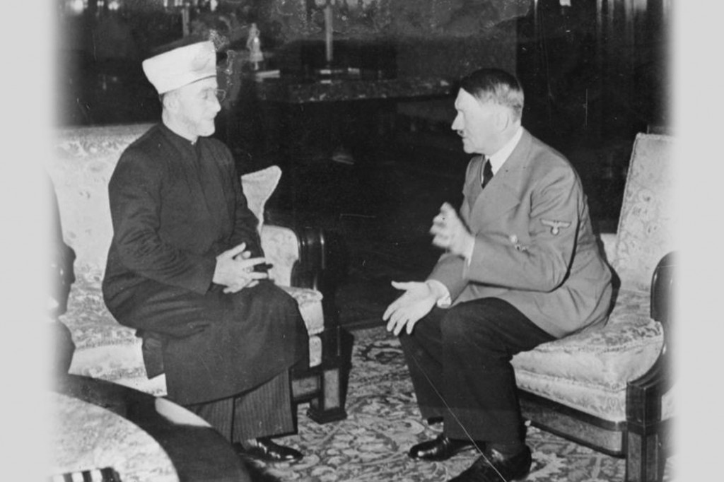 Nazis Islamists and Making of Modern Middle East featured