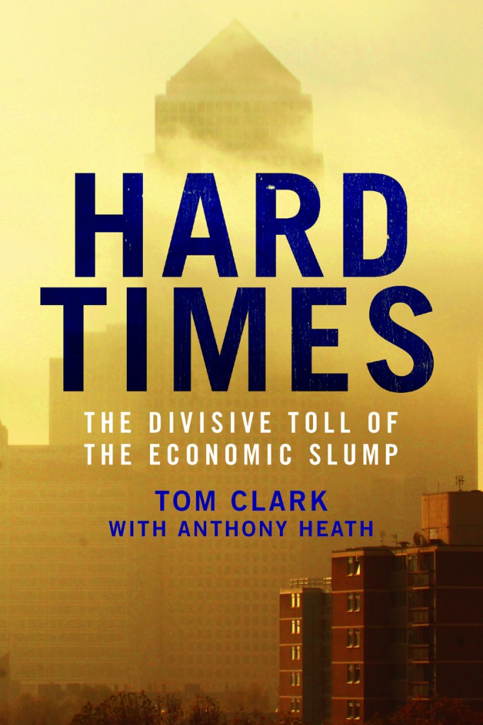 Hard Times by Tom Clark jacket