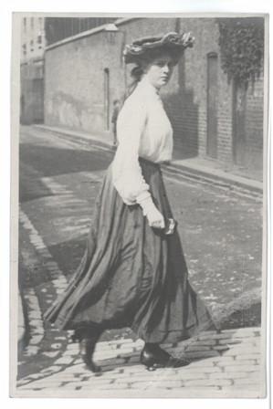 25 July 1906 Kensington