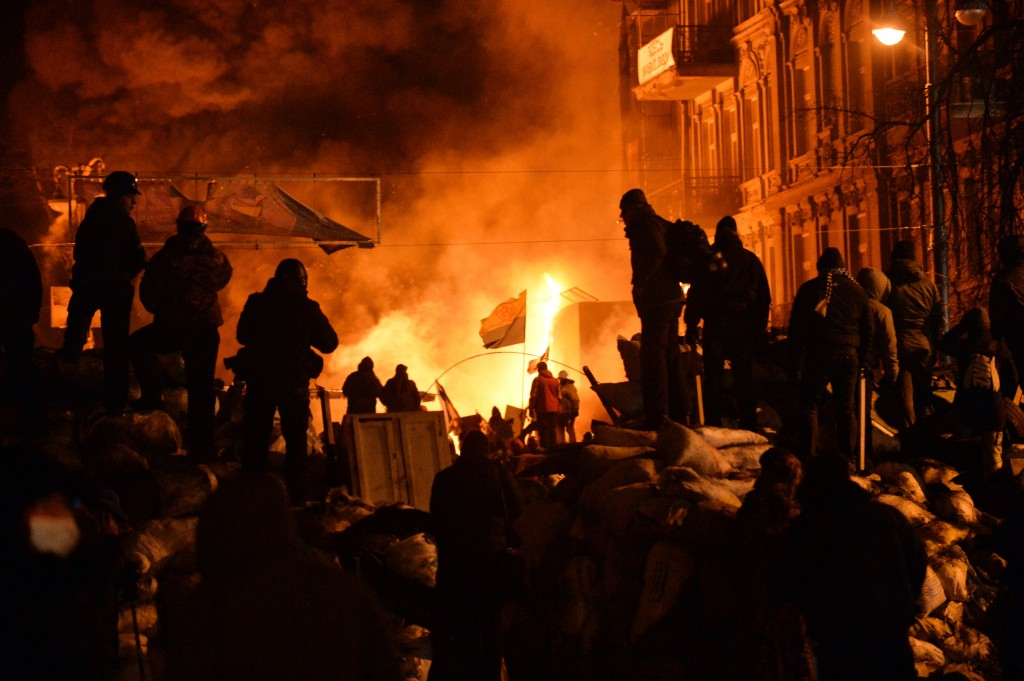 UKRAINE-UNREST-EU-RUSIA-POLITICS