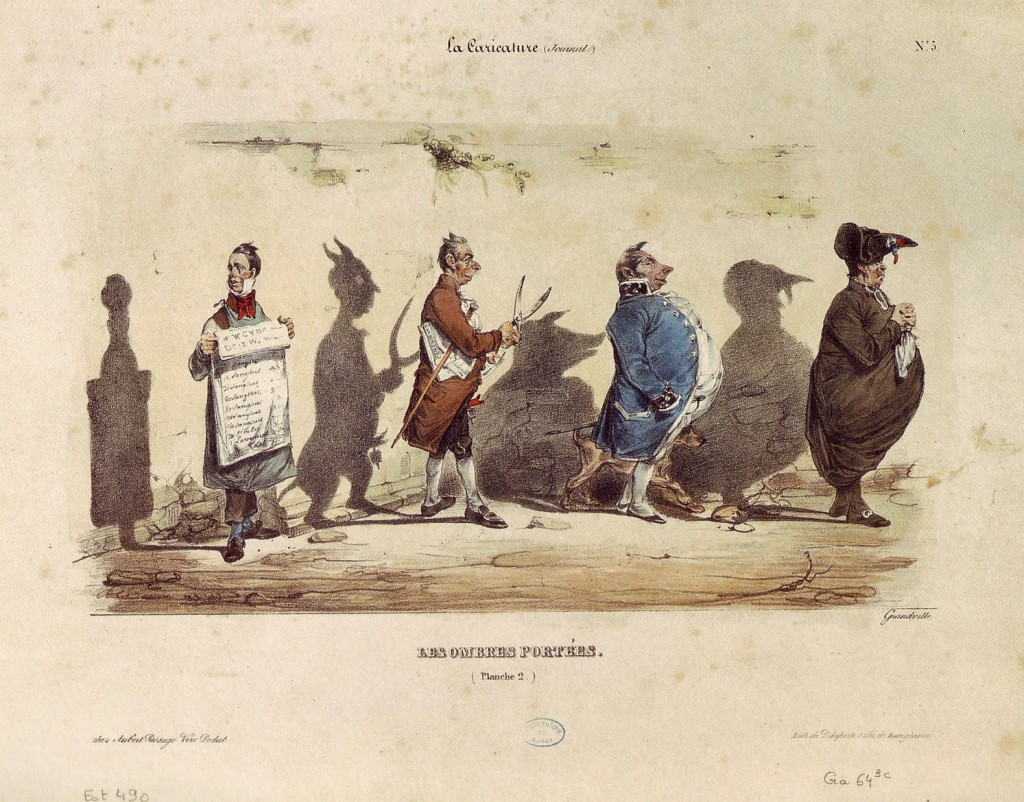 Grandville Gombrich