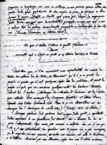 Zibaldone Manuscript