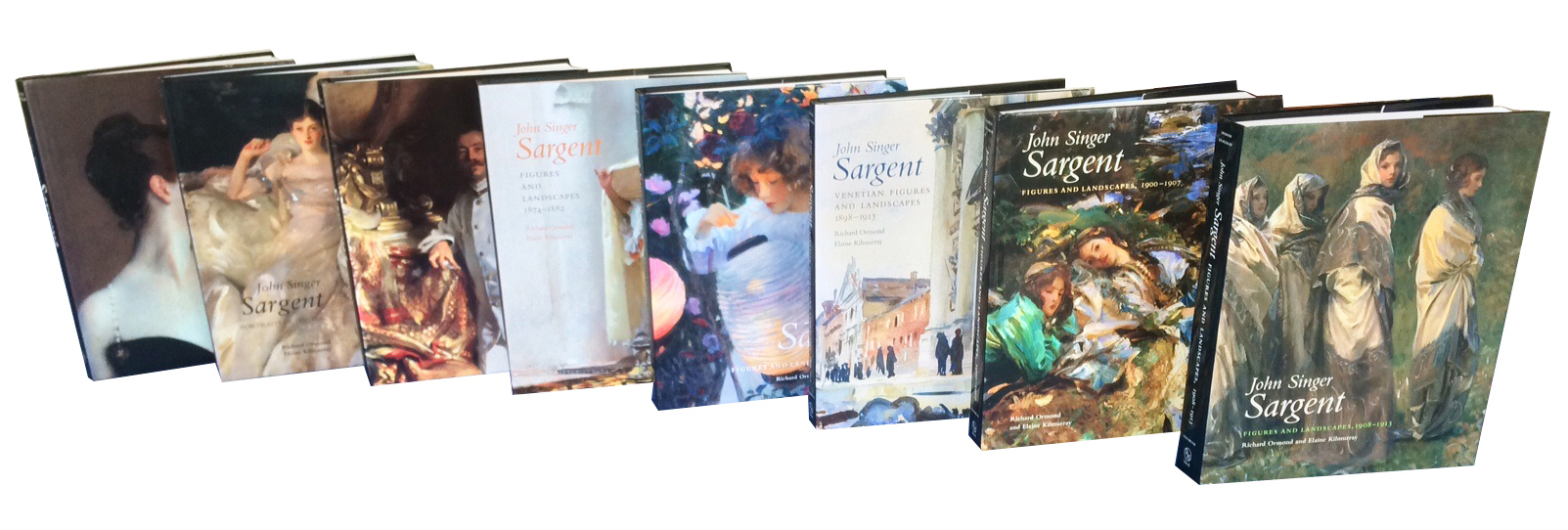 Sargent catalogue raisonne