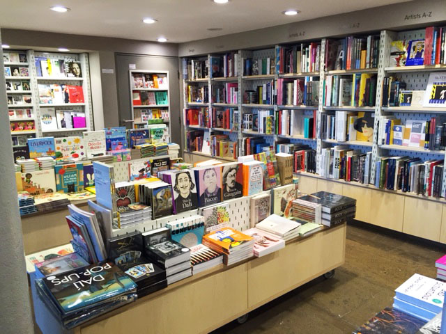 Tate Liverpool Bookshop