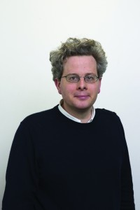 Tom Clark, author of Hard Times