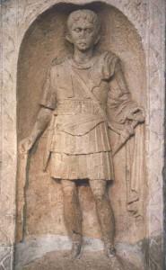 The Tombstone of Marcus Favonius Facilis