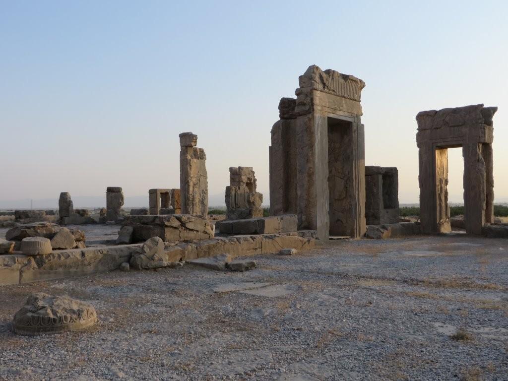 Palace of Xerxes by Richard Stoneman