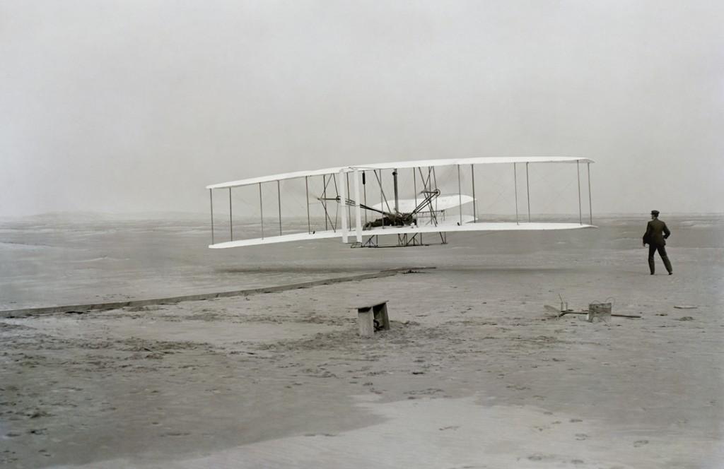 Wright Brothers - Eureka