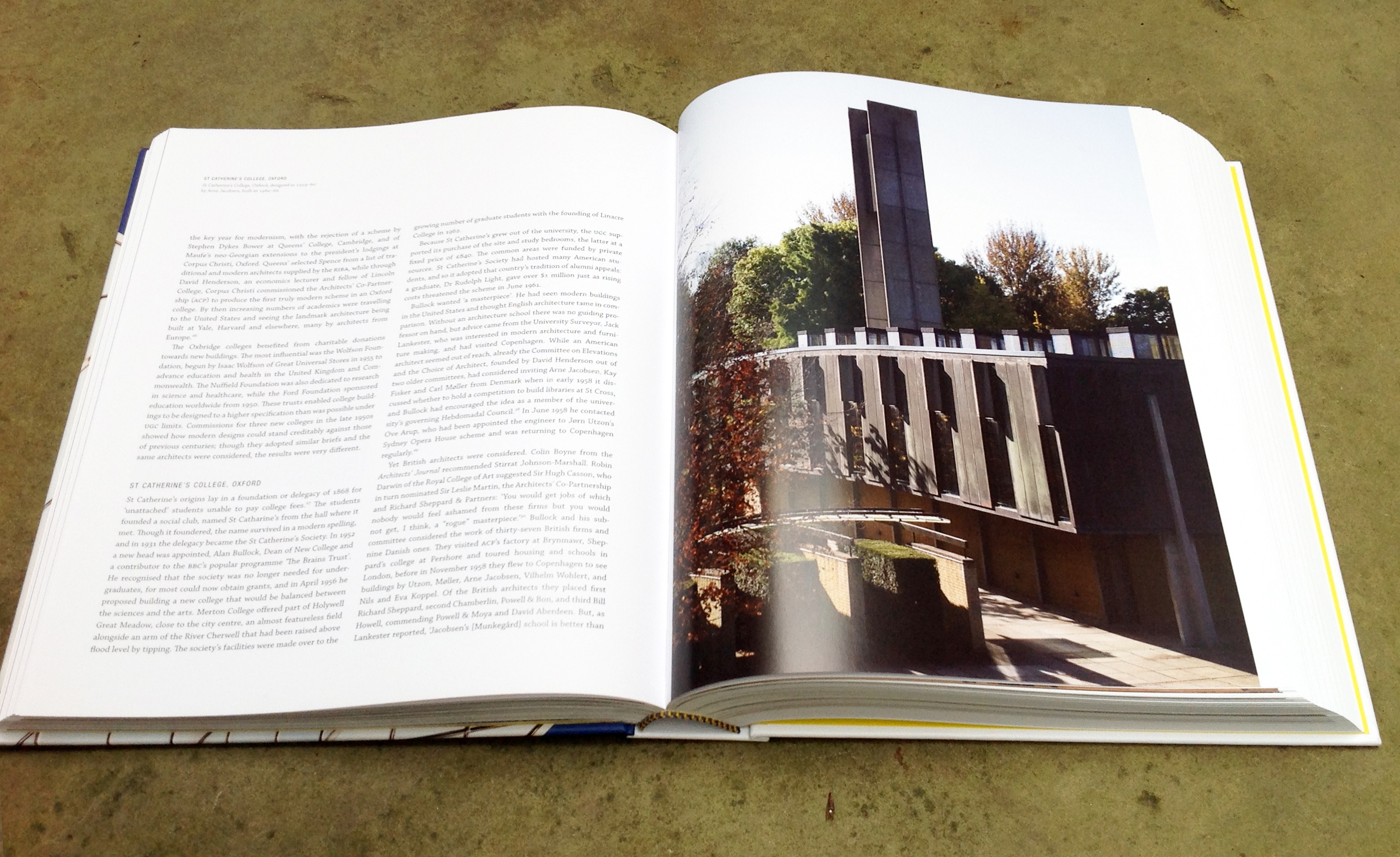 Modern Architecture Oxford bringing modern architecture to oxford - yale university press