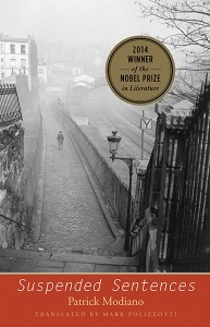 Patrick Modiano's Paris
