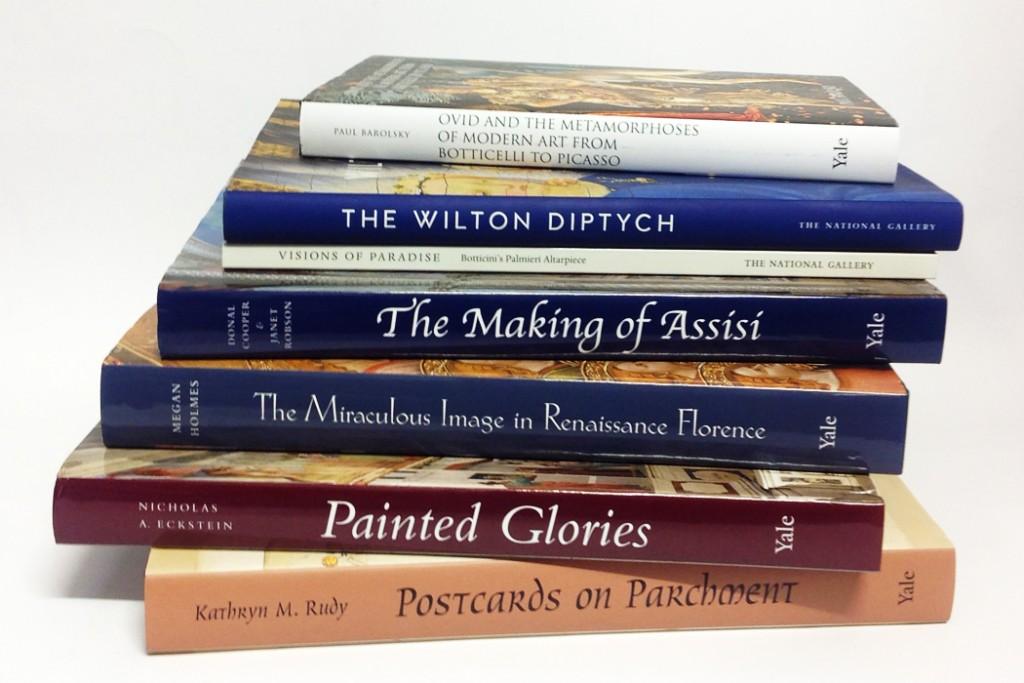 Medieval Art Books