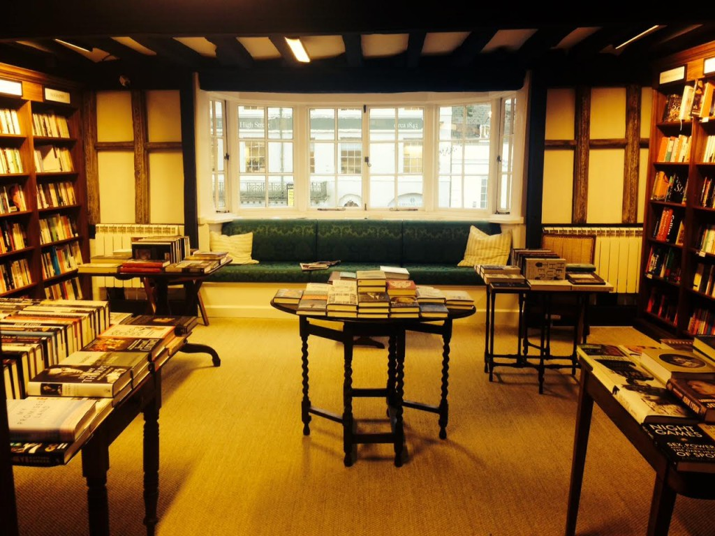 The White Horse Bookshop