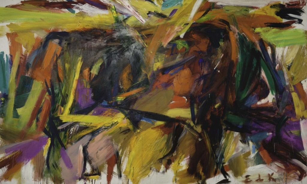 Ebony Woman Abstract Pop Art
