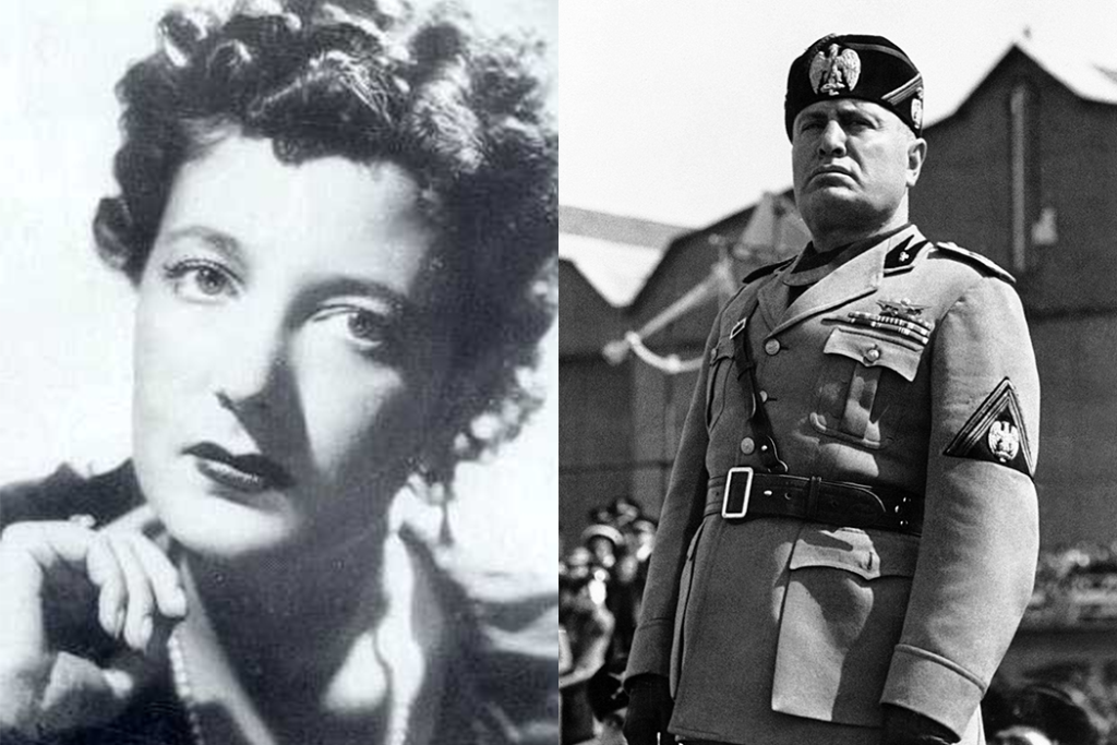 Mussolini & Petacci