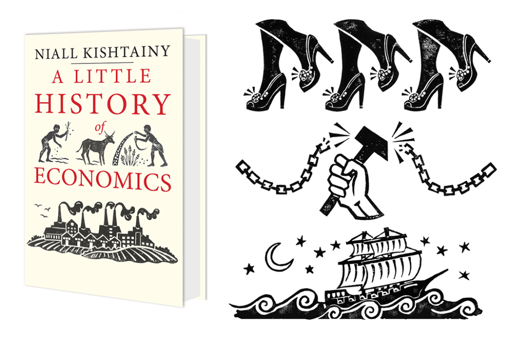 Q&A with Hazel Partridge - Illustrator of A Little History