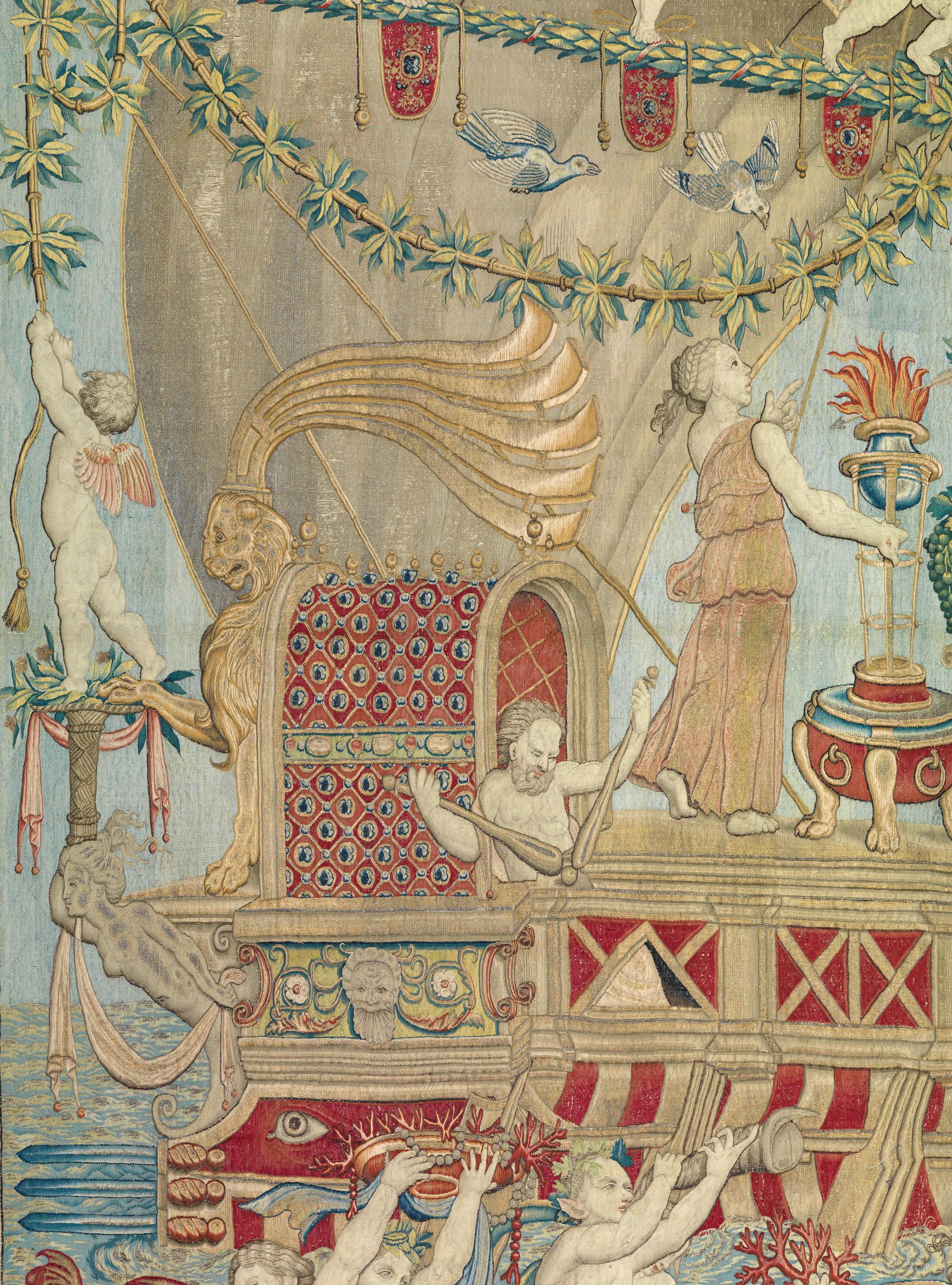 Raphael's Tapestries