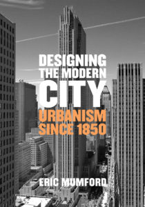 Designing the modern city cover