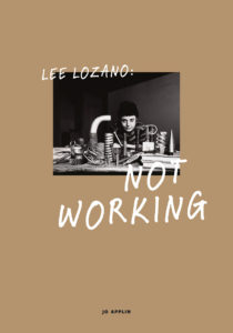 Lee Lozano cover