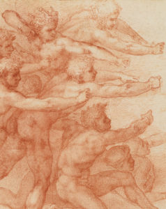 Michelangelo drawings cover