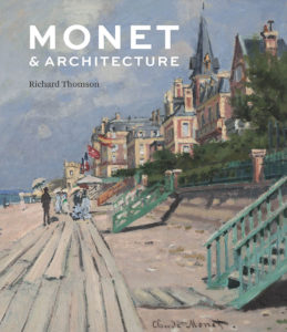 Monet and architecture cover