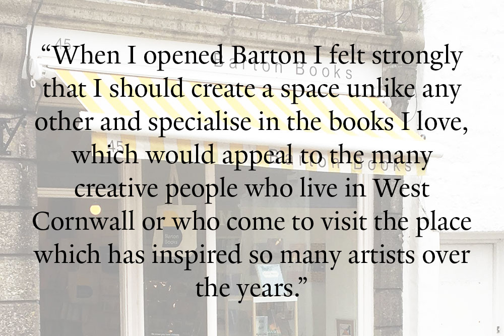 Barton Books Quote