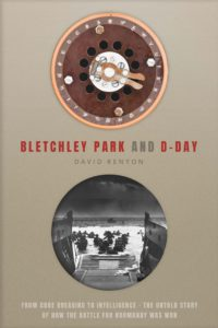 Link to the product page of David Kenyon's 'Bletchley Park and D-Day'