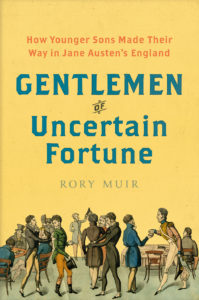 Cover of Rory Muir's 'Gentlemen of Uncertain Fortune'