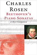Beethoven's Piano Sonatas A Short Companion Charles Rosen