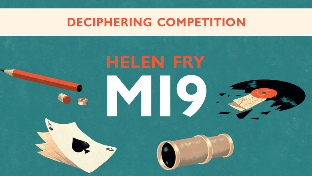 MI9 cipher competition