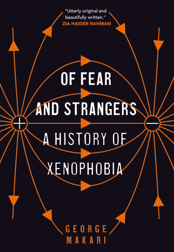 Of Fear and Strangers, book cover